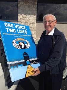David S. Wisnia and his book One Voice Two Lives