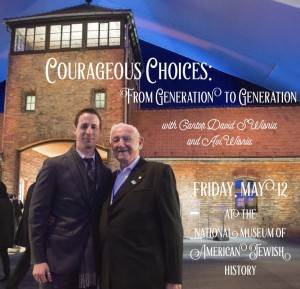 Courageous Choices NMAJH image May 2017